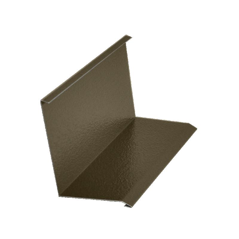 Aluminum Shingle Sidewall Flashing